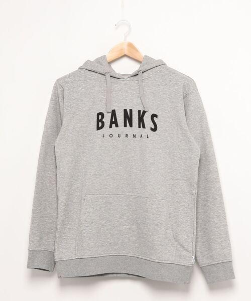 【BANKS JOURNAL】DISPATCH FLEECE AFL0268