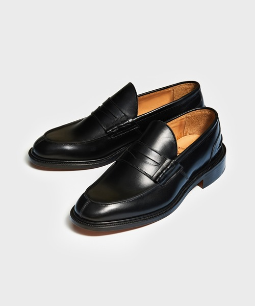 Tricker's M3227 JAMES / LEATHER SOLE / PENNY LOAFER