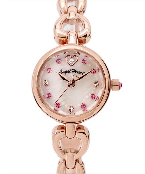 sale retailer f2f1b 5a0c2 Angel Heart レディース 腕時計