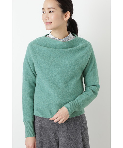 人気の 【セール】フォックスウールプルオーバー(ニット セール,SALE,HUMAN/セーター) HUMAN WOMAN(ヒューマンウーマン)のファッション通販, adorable basic:5105d83a --- 5613dcaibao.eu.org