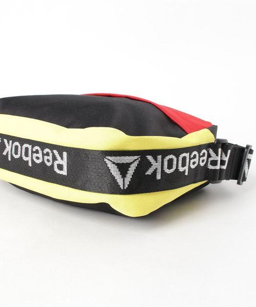 【Reebok/リーボック】Horaizontal mini shoulder bag