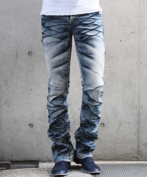 【お気にいる】 TORNADO MART∴ハイブリッドシャープスクリューシューカットデニム(デニムパンツ) TORNADO|TORNADO MART(トルネードマート)のファッション通販, INTERMANIA:2bdd4f63 --- blog.buypower.ng