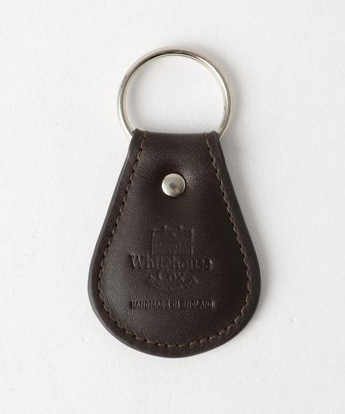 """<Whitehouse Cox>""""Derby Collection"""" KEY FOB/キーホルダー ¨"""