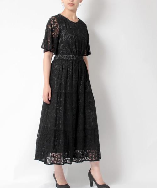 【50%OFF】 【KATHARINE ROSS】結婚式レースティアードロングドレス, ラビットショップ af361361