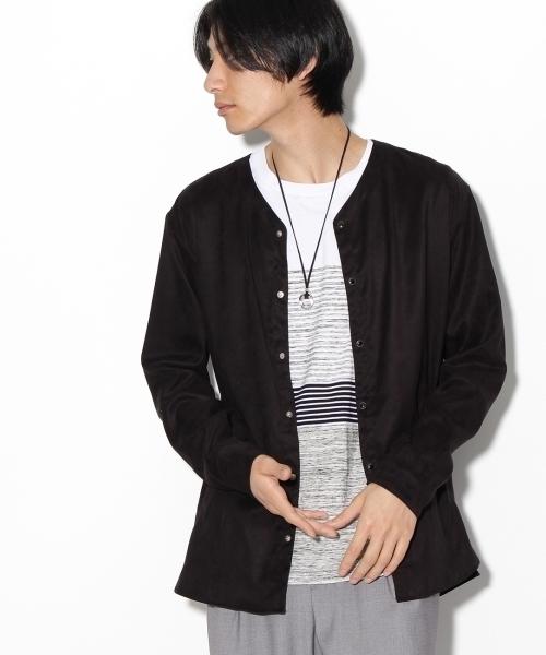 Takeo Kikuchi cardigan shirt