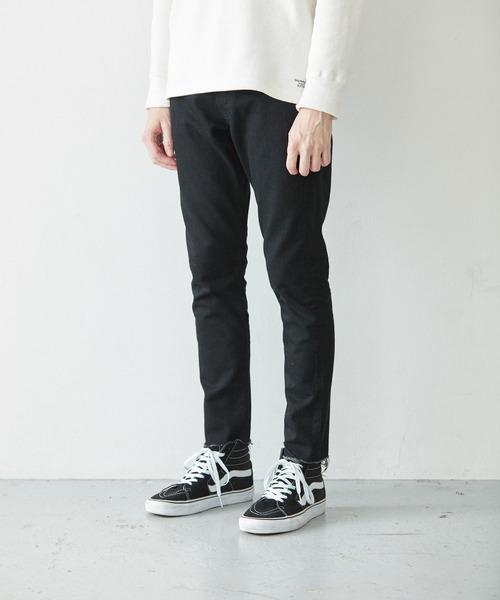 輝く高品質な Cutoff Black Black Skinny(デニムパンツ)|ROTTWEILER(ロットワイラー)のファッション通販, 沼田市:61b83125 --- pan.profil41.de