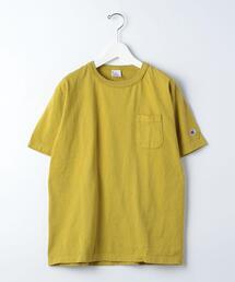 [ チャンピオン ] SC Champion T1011 US ポケット Tシャツ