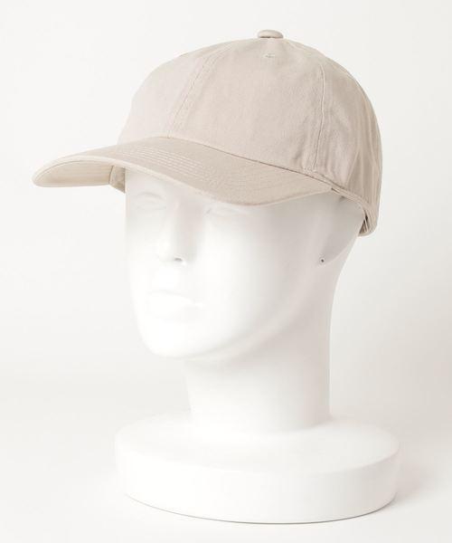 【JABURO /ジャブロー 】TWILL CAP ツイルキャップ