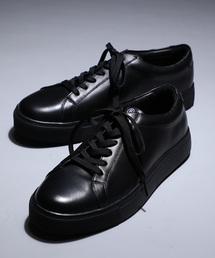 FOOTSTOCK ORIGINALS(フットストックオリジナルズ)の【FOOTSTOCK】MINIMAL SIX-HOLE SNEAKERS(スニーカー)