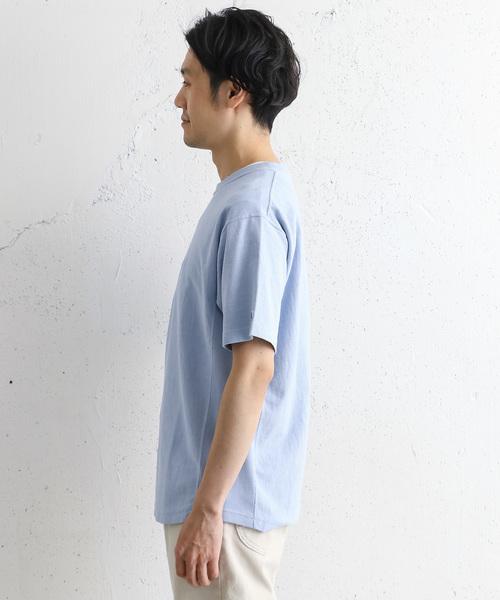 Champion×DOORS 別注RWルーズTシャツB