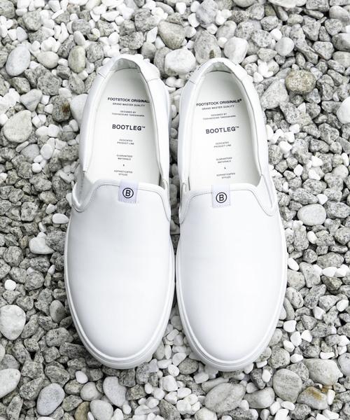 最新作 【セール】【FOOTSTOCK SLIP-ON】MINIMAL】MINIMAL SLIP-ON SNEAKERS/スリッポンスニーカー(スニーカー)|FOOTSTOCK ORIGINALS(フットストックオリジナルズ)のファッション通販, 花珠真珠店:fd976df9 --- skoda-tmn.ru