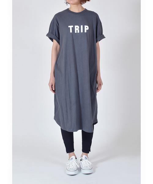 609801 TRIP Tワンピース