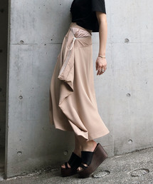 AMERI(アメリヴィンテージ)のSQUARE BAG SKIRT(スカート)