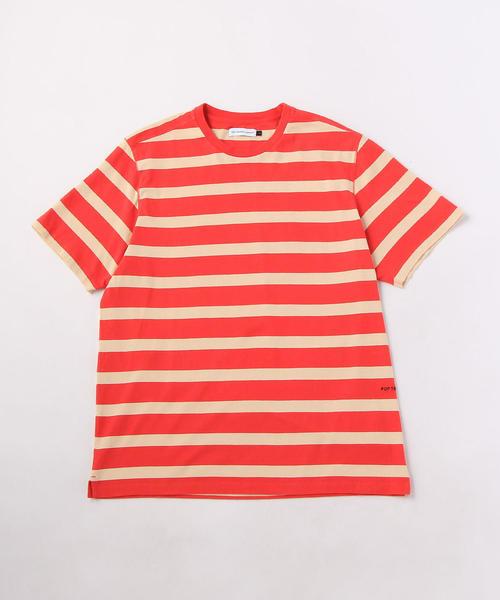 <POP TRADING COMPANY> BIG ST T/Tシャツ