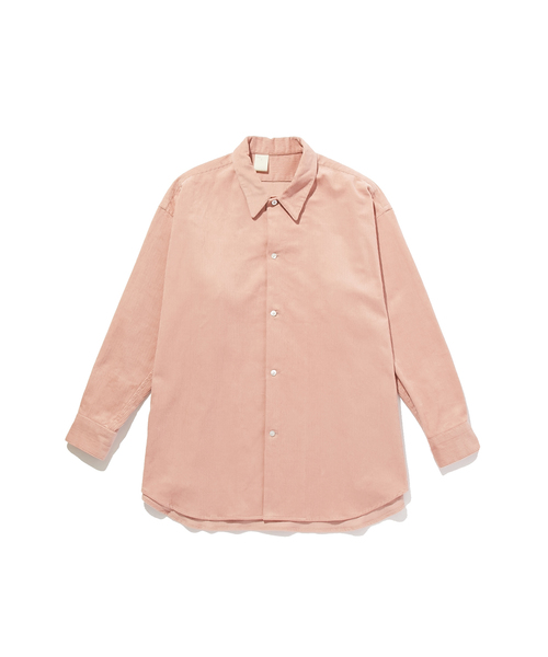 FALL2019 CORDUROY SHIRT
