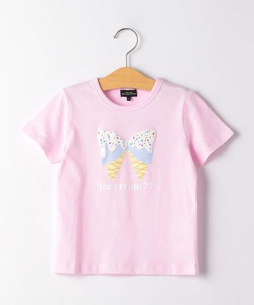 アイスクリームリボン Tシャツ