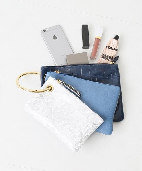世界的に有名な 【DEL CONTE】 アンド スリーパックスクラッチ◆(クラッチバッグ)|Spick & & CONTE】 Span(スピックアンドスパン)のファッション通販, Brand Selection STAGE:e25f5b67 --- blog.buypower.ng