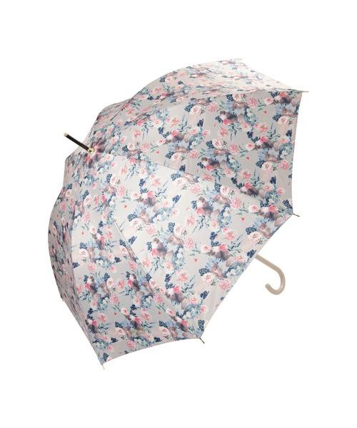 PAUL&JOE(ポールアンドジョー)の「長傘/ジプシーアンドヌネット/ポール&ジョー(長傘)」|ベージュ