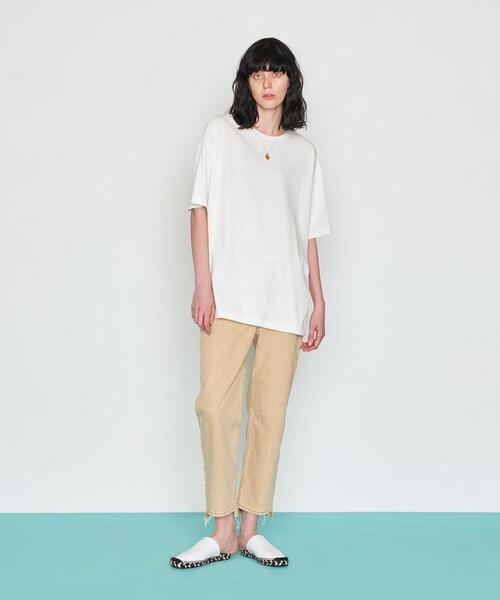 <AEWEN MATOPH(イウエン マトフ)>2WAY Tシャツ†