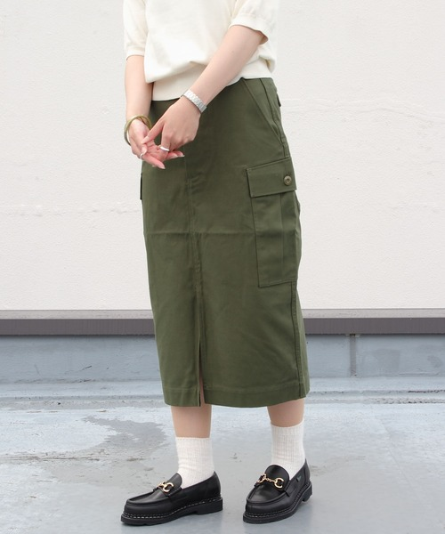 THE SHINZONE / シンゾーン FIELD SKIRT フィールドスカート