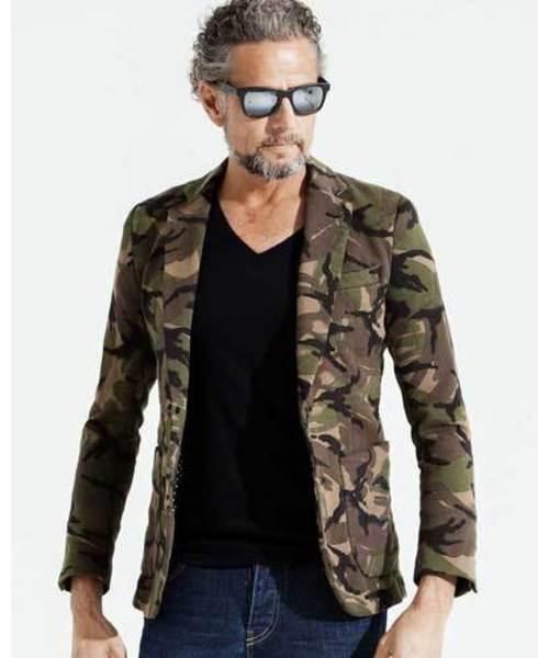 名作 new wave jacket(テーラードジャケット) 1 piu uguale ウノ 1 uguale 3,ウノ 3(ウノピゥウノウグァーレトレ)のファッション通販, ペット健康便:6a8b2777 --- fahrservice-fischer.de