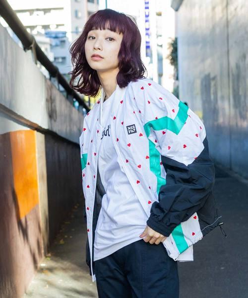 6d98b13e0cc44 X-girl|エックスガールのジャケット アウター(ナイロン)人気 ...