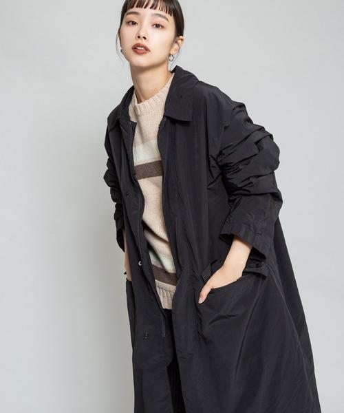 2019年新作 REMI RELIEF/レミレリーフ ポリエステルツイルコート(ステンカラーコート)|REMI RELIEF(レミレリーフ)のファッション通販, SOREGET:14b69624 --- steuergraefe.de