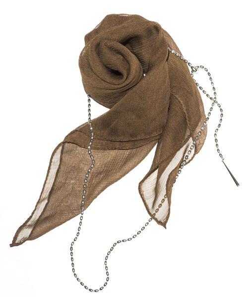 2019年春の 【30周年別注】<Soierie>×<manipuri>ネックレス BEAUTY&YOUTH UNITED&スカーフ(バンダナ/スカーフ)|manipuri(マニプリ)のファッション通販, シラオイグン:d0d49c20 --- skoda-tmn.ru