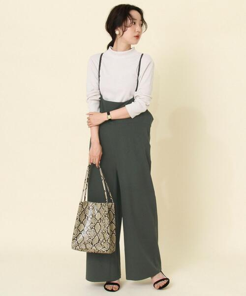 【WEB限定】バックリボン2セットサロペット#