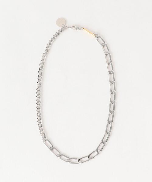 <JieDa> SWITCH SHORT NECKLACE/ネックレス