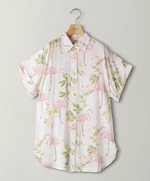<malai>CHILLOUT COVERUPシャツ