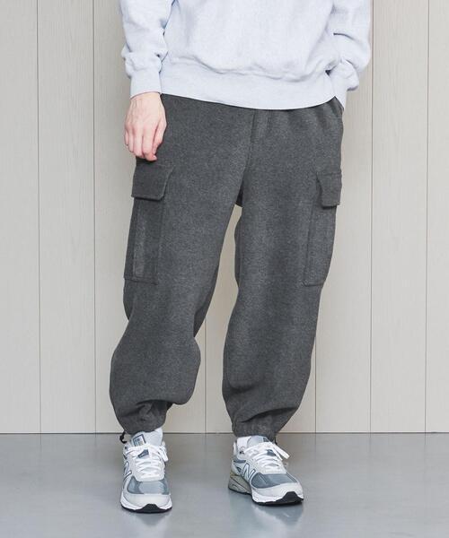 <H>FLEECE PANTS/パンツ