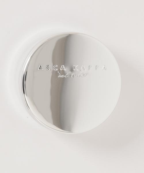 【ACCA KAPPA】SOLID PERFUME 10ml WHITE MOSS