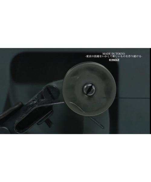 スター型押しショルダーバッグ 横型【3年保証対象】