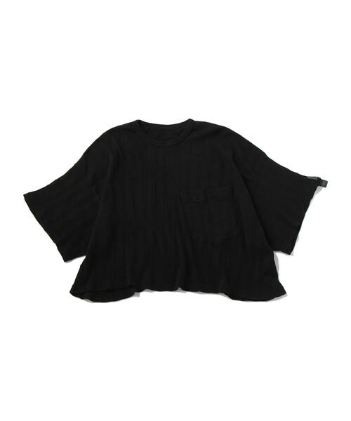R.M GANG × Dogs(アール・エム・ギャング × ドッグス)Limited Short Length Wide T-shirt