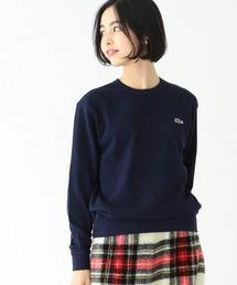 BEAMS BOY(ビームスボーイ)のLACOSTE / 別注 ヘビーピケ ロングスリーブ Tシャツ(Tシャツ/カットソー)