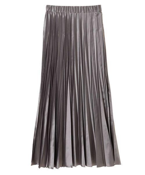 品質が完璧 オリガミプリーツスカートグロッシー(スカート) UN3D.(アンスリード)のファッション通販, 純国産糸魚川翡翠店:5dd16461 --- wm2018-infos.de