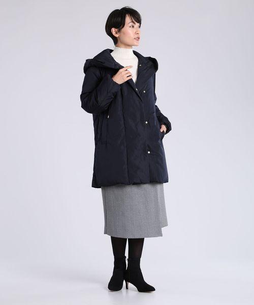 ●日本正規品● 【セール】【WEB限定】ミドルダウンコート《Re:DOWN》(ダウンジャケット/コート)|ef-de(エフデ)のファッション通販, わが街とくさん店:75f9a288 --- blog.buypower.ng