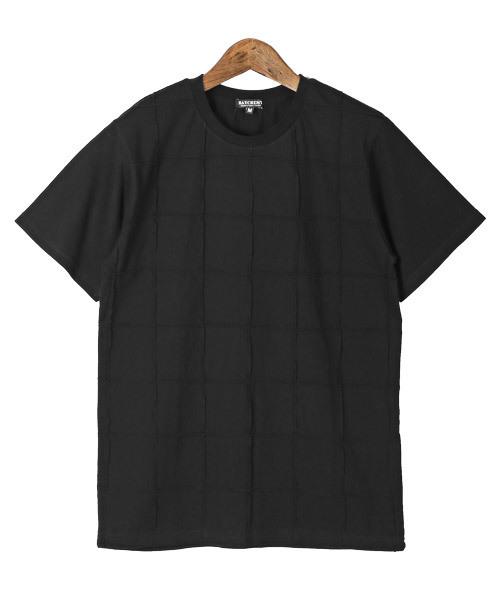 前身ピンタックBIGTシャツ