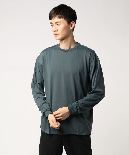 ZEROSEAM L/S T / ゼロシーム長袖Tシャツ
