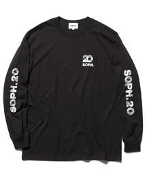 SOPH.20(ソフトゥエンティー)のL/S TEE(Tシャツ/カットソー)