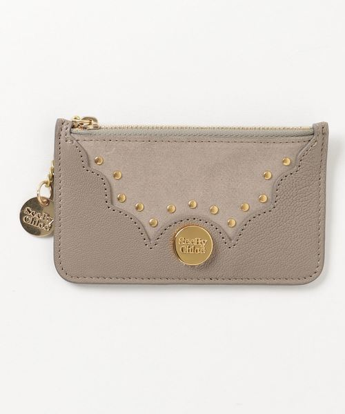 more photos c19c7 11246 NICK ニック / COIN PURSE WITH CARD コイン&カード入れ