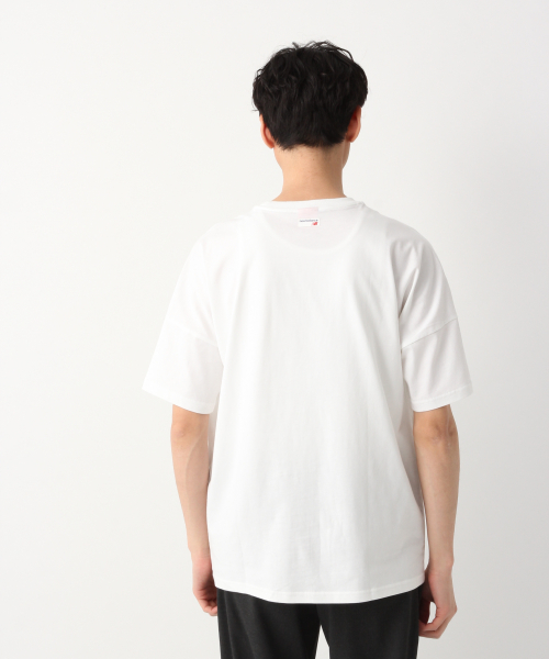 New BalanceクロスオーバーTEE/Mens【一部店舗限定】/809552