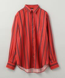 COBRA S.C.(コブラ エスシー)RED STRIPE SHIRT