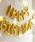 RELAX(リラックス)の「<RELAX/リラックス>HAPPY BIRTHDAY BALLOON/ハッピーバースデーバルーン(コスチューム/パーティーグッズ)」|ゴールド