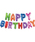 RELAX(リラックス)の「<RELAX/リラックス>HAPPY BIRTHDAY BALLOON/ハッピーバースデーバルーン(コスチューム/パーティーグッズ)」|マルチ