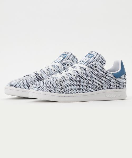 93283db028e91f adidas(アディダス)の「adidas Originals STAN SMITH Running White Running White