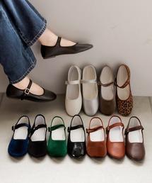SVEC(シュベック)のカンフーシューズ /  SVEC シュベック kung fu Shoes(バレエシューズ)