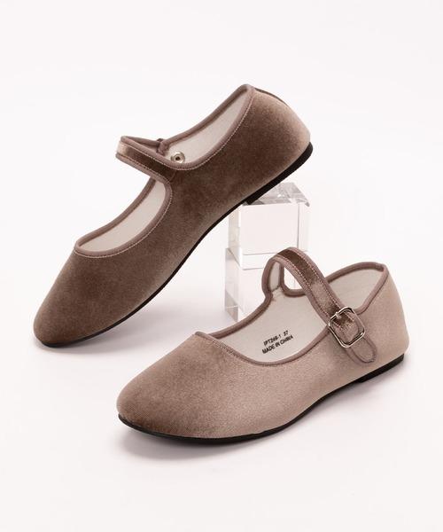 SVEC(シュベック)の「カンフーシューズ /  SVEC シュベック kung fu Shoes(バレエシューズ)」|ベージュ系その他2