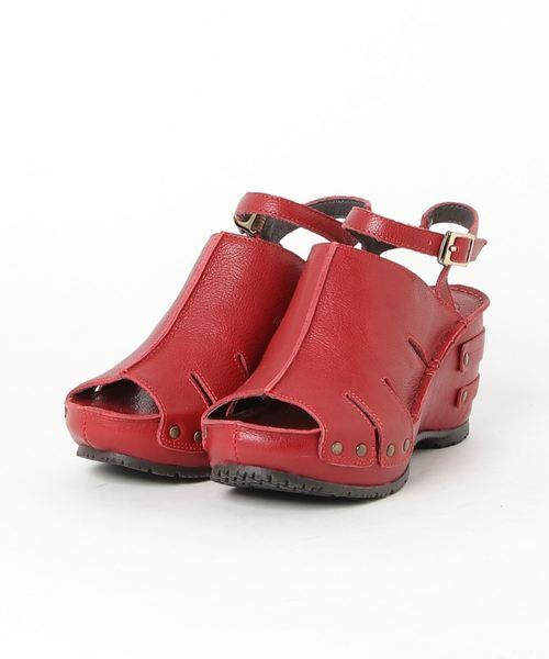 低価格の 【セール】アンクルストラップウェッジサンダル(サンダル) Gomu Voug 56(ゴムゴム)のファッション通販, ヘルシークリエーション:f37c3778 --- innorec.de